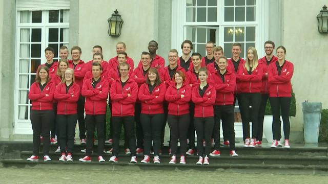 L'équipe belge pour l'Euroskills présentée à La Hulpe...sans Brabançons !