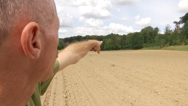 La ferme bio du Petit Sart menacée par une digue anti-inondations ?