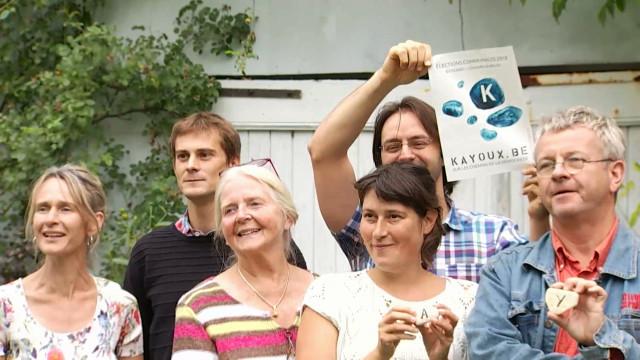 Inédit : L'ordre des candidats tiré au sort pour la liste KAYOUX à Ottignies-Louvain-la-Neuve