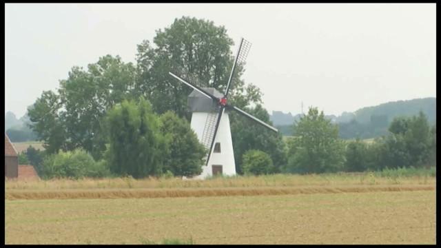 testCarte postale : Incourt, la plus rurale des communes brabançonnes