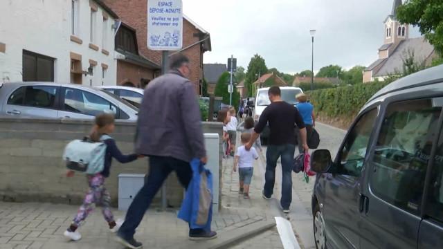 testImmersion à Incourt : La mobilité aux abords des écoles, un véritable capharnaüm ?