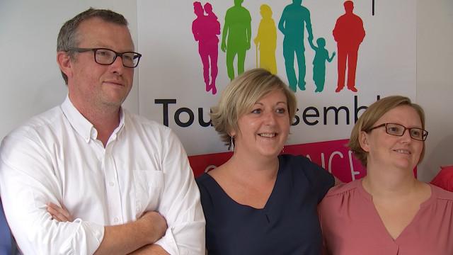 A Mont-Saint-Guibert, Tous Ensemble mise sur 100 propositions concrètes