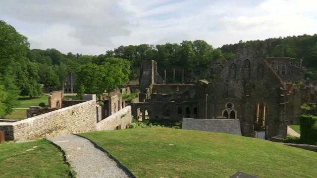 Carte postale : Villers-la-Ville, la commune au prestigieux patrimoine