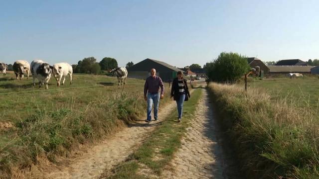 Immersion à Villers-la-Ville : SOS, les sentiers disparaissent !