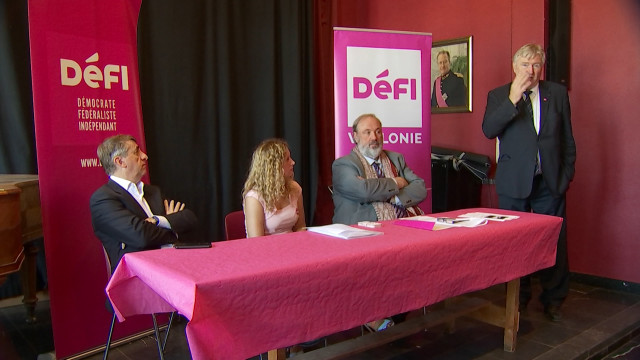 Elections 2018 : Défi veut bousculer la majorité provinciale