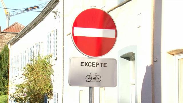 testImmersion à Grez-Doiceau : le nouveau plan de circulation, bonne ou mauvaise idée?