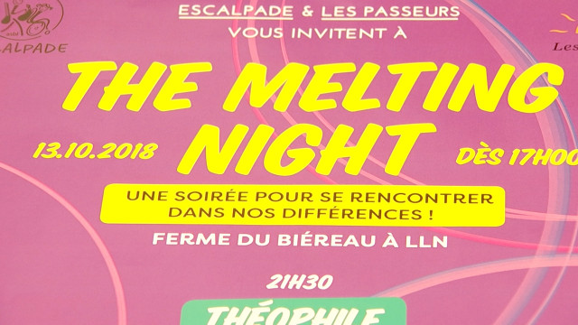 The Melting Night est à sa 5ème édition !