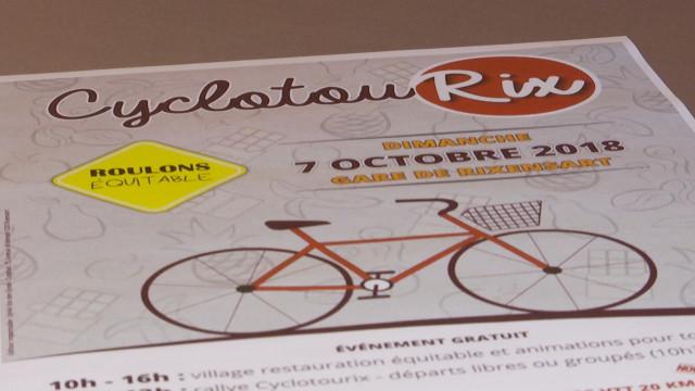 Rixensart : 3ème édition du Cyclotourix