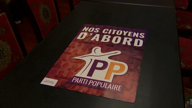 testUne première : le parti populaire se présente à Ottignies-Louvain-la-Neuve