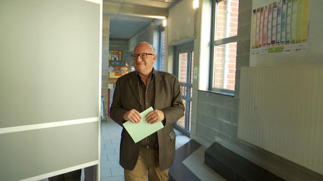testLéon Walry, bourgmestre depuis 1986, rempile à Incourt !