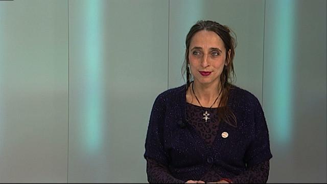 L'Invité : Anne Borlée - Baba Yaga