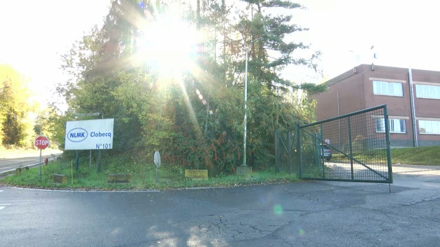 Le travail reprend chez NLMK à Clabecq