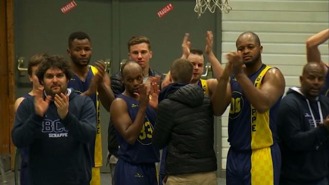Basket : le BC Genappe monte en puissance