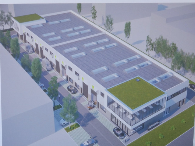 testUn nouveau parc d'activités pour PME dans le zoning de Wavre Nord sera opérationnel fin 2019