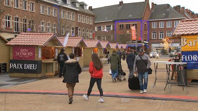 Viva for Life, un événement attendu par les exposants du Village de Noël de Nivelles