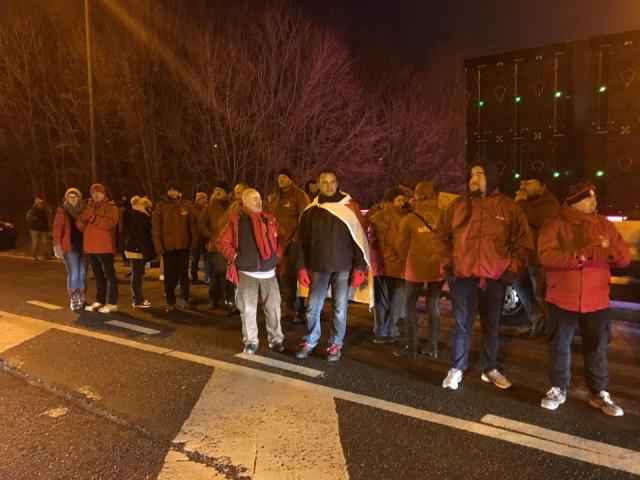 Entreprises à l'arrêt, TEC perturbés : la situation de la grève en Brabant wallon