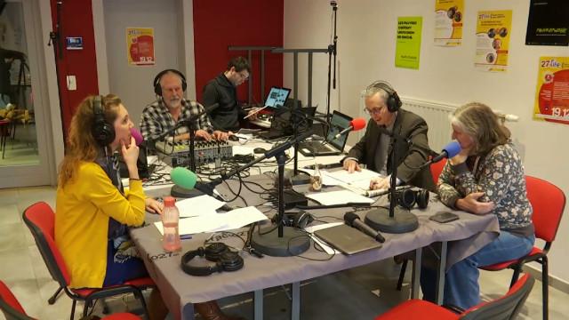 Marathon Radio 27 : une parole différente sur la pauvreté à Nivelles