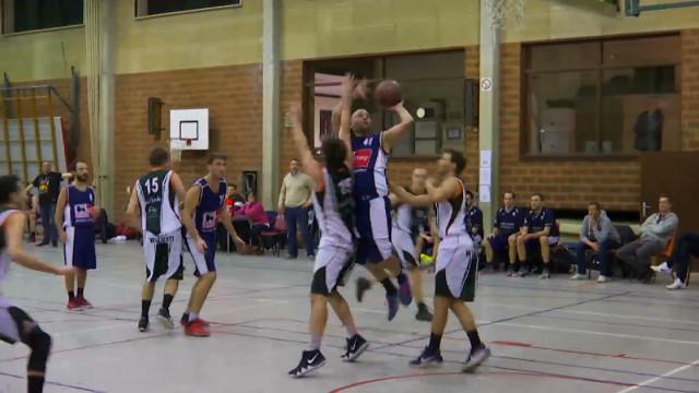 Braine 2001 ne laisse aucune chance à Waterloo Basket en P1