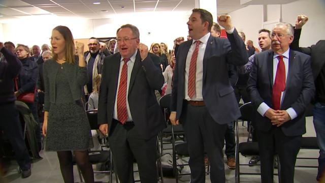 Dimitri Legasse et André Flahaut têtes de liste pour le PS Brabant wallon