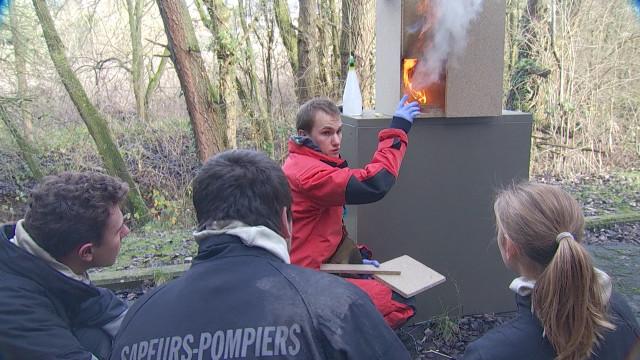 Villers-la-Ville : une formation inédite pour devenir pompier