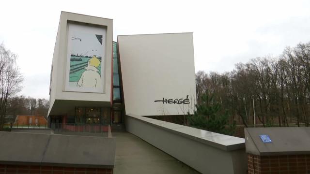 Le Musée Hergé fête les 90 ans de Tintin
