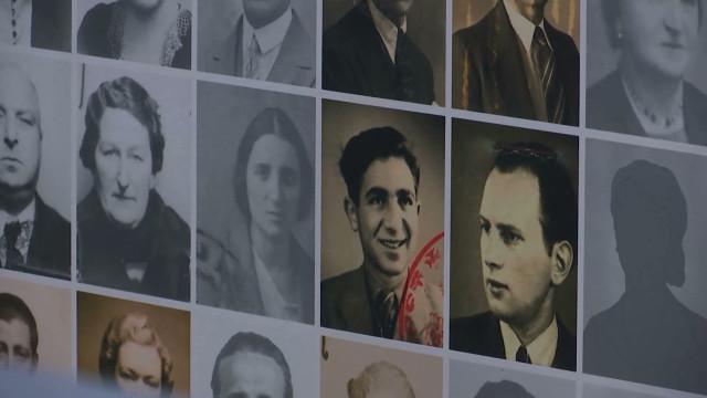 Caserne Dossin : des élèves de Tubize face aux visages de 25.000 déportés juifs