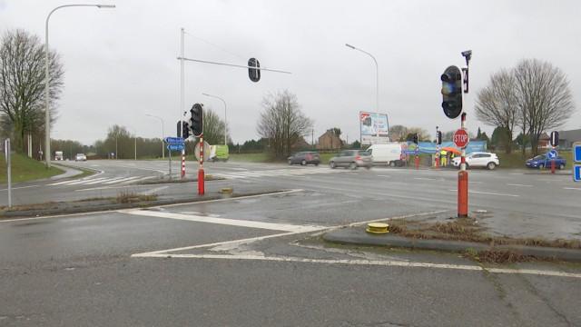 Le Carrefour de l'Arbre Sainte-Anne enfin sécurisé à Genappe ?