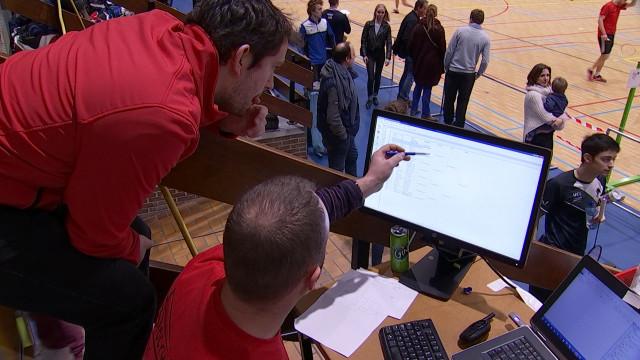 Badminton : Quand la technologie facilite l'organisation du tournoi du Blocry