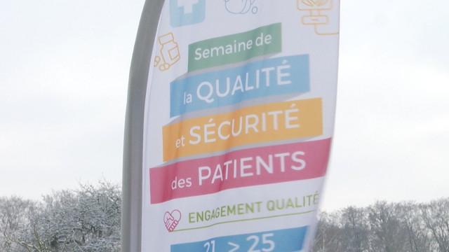 testUne semaine qualité et sécurité des patients à la Clinique Saint-Pierre d'Ottignies
