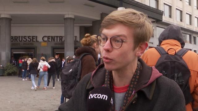 'Un message, une fureur' : Félicien Bogaerts ravi de la mobilisation pour le climat