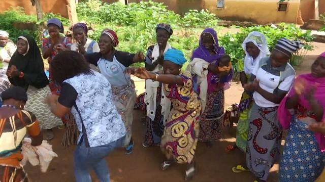 testLa culture du Fonio au Bénin : à la rencontre de l'équipe