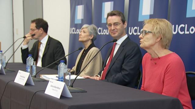 testVoici les trois nouveaux docteurs honoris causa de l'UCLouvain