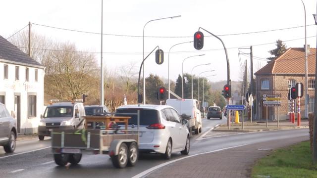 Grez-Doiceau : la Chaussée de Wavre bientôt plus sûre