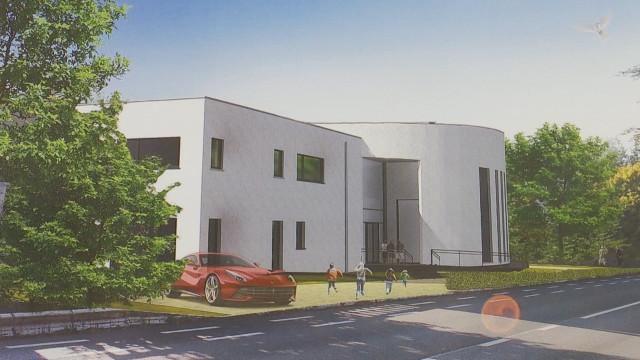 testLa mosquée de Court-Saint-Etienne va bientôt voir le jour
