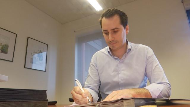 Portraits de bourgmestres : Julien Breuer, le fan de chemises