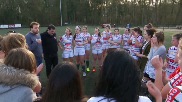 La D2 tend les bras aux rugbywomen du RC La Hulpe