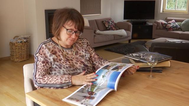 Portraits de bourgmestres : Carole Ghiot, la passion des planches