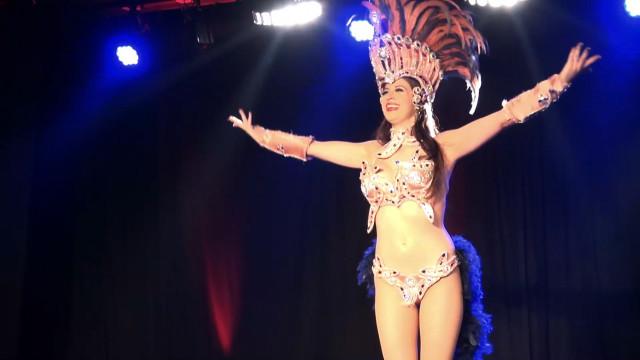 testUne wavrienne va danser pour une prestigieuse école de samba au carnaval de Rio