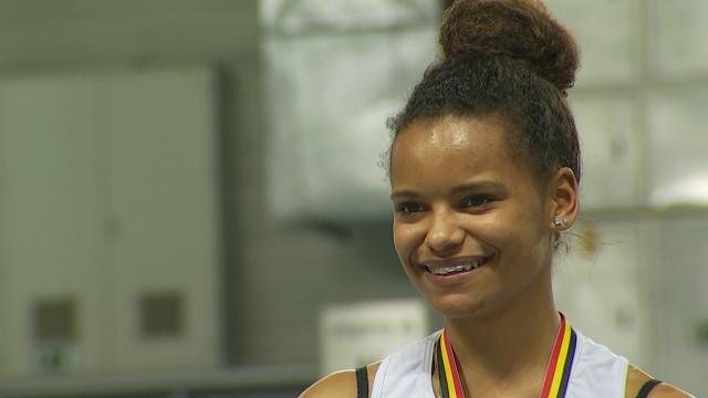 Titre national sur 400m pour Lucie Ferauge, une future Belgian Cheetahs ?
