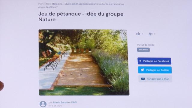 Une plateforme numérique pour s'impliquer dans la vie de sa commune