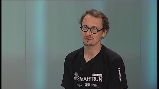 L'invité : Johan Debière, co-fondateur de Smart Run
