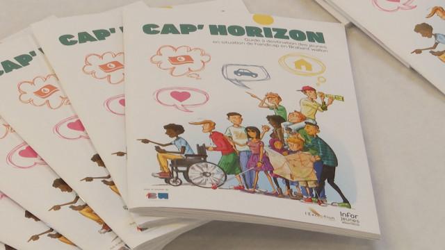 testLe guide Cap' Horizon : une mine d'informations utiles pour les jeunes en situation de handicap