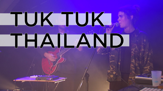 Le Grand Tremplin 2019 - Tuk Tuk Thailand