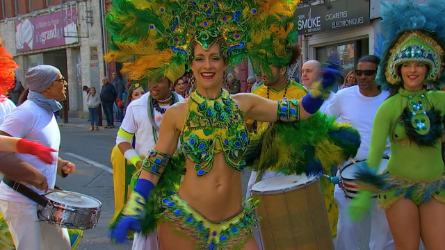 dbranché 15.14 : Carnaval de Wavre