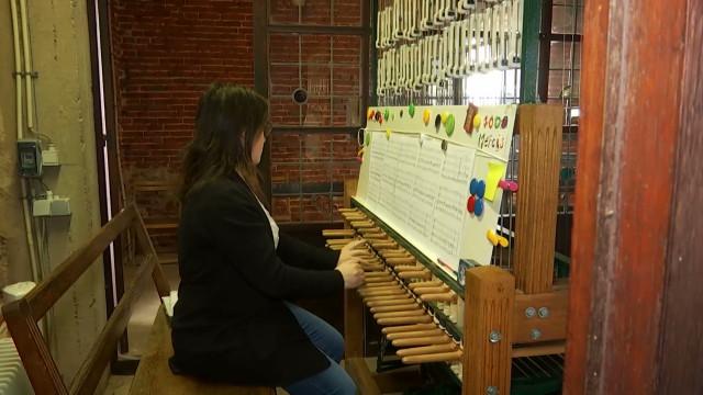 Nirvana joué... par le carillon de Wavre !