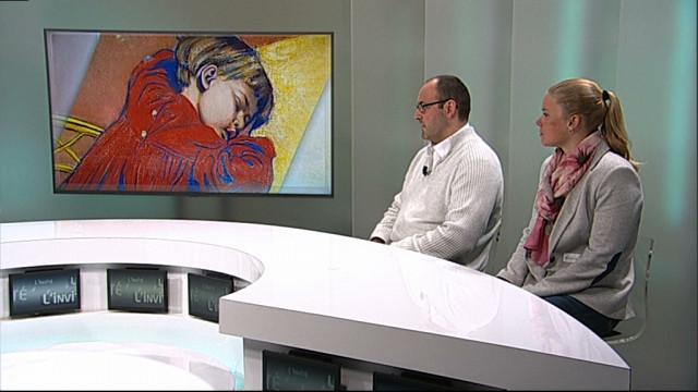 L'invité : Alexandra Tondeur et Frédéric Treuttens pour Marmot'Life ASBL