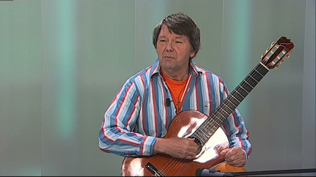 L'Invité : Norbert Leclercq - Color 12 guitares
