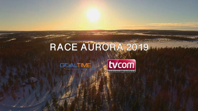 Race Aurora 2019 - Un ultra-trail de 100km en Suède