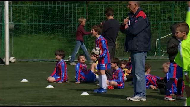 Près de 300 jeunes footballeurs à La Hulpe