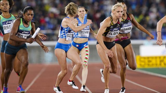 Mondiaux d'athlétisme : les Belgian Cheetahs décrochent une qualification pour Doha